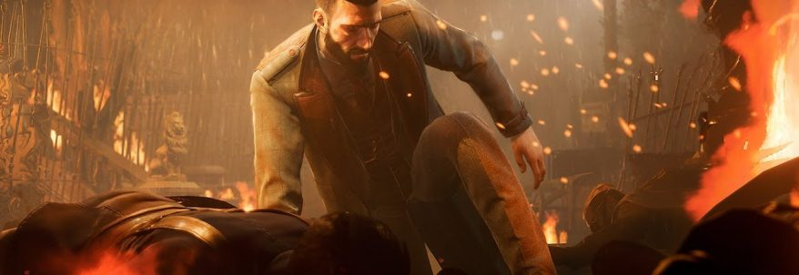Vampyr – Becoming the Monster Trailer