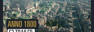 Anno 1800 – E3 2018 Trailer