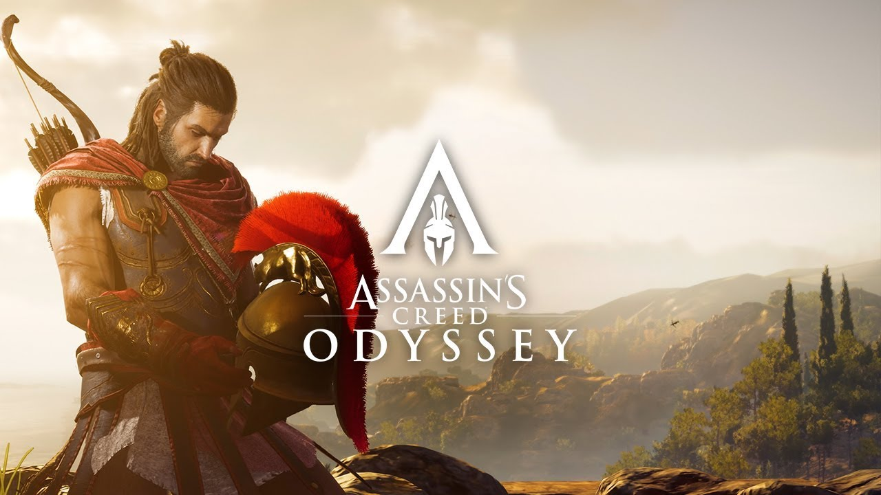 Assassin's Creed Odyssey – E3 2018 Gameplay Trailer