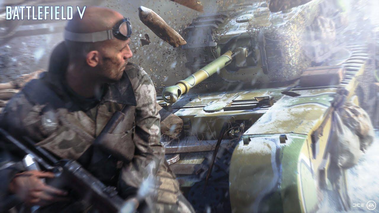 Battlefield V – E3 2018 Multiplayer Trailer