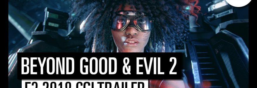 Beyond Good & Evil 2 – E3 2018 Cinematic Trailer