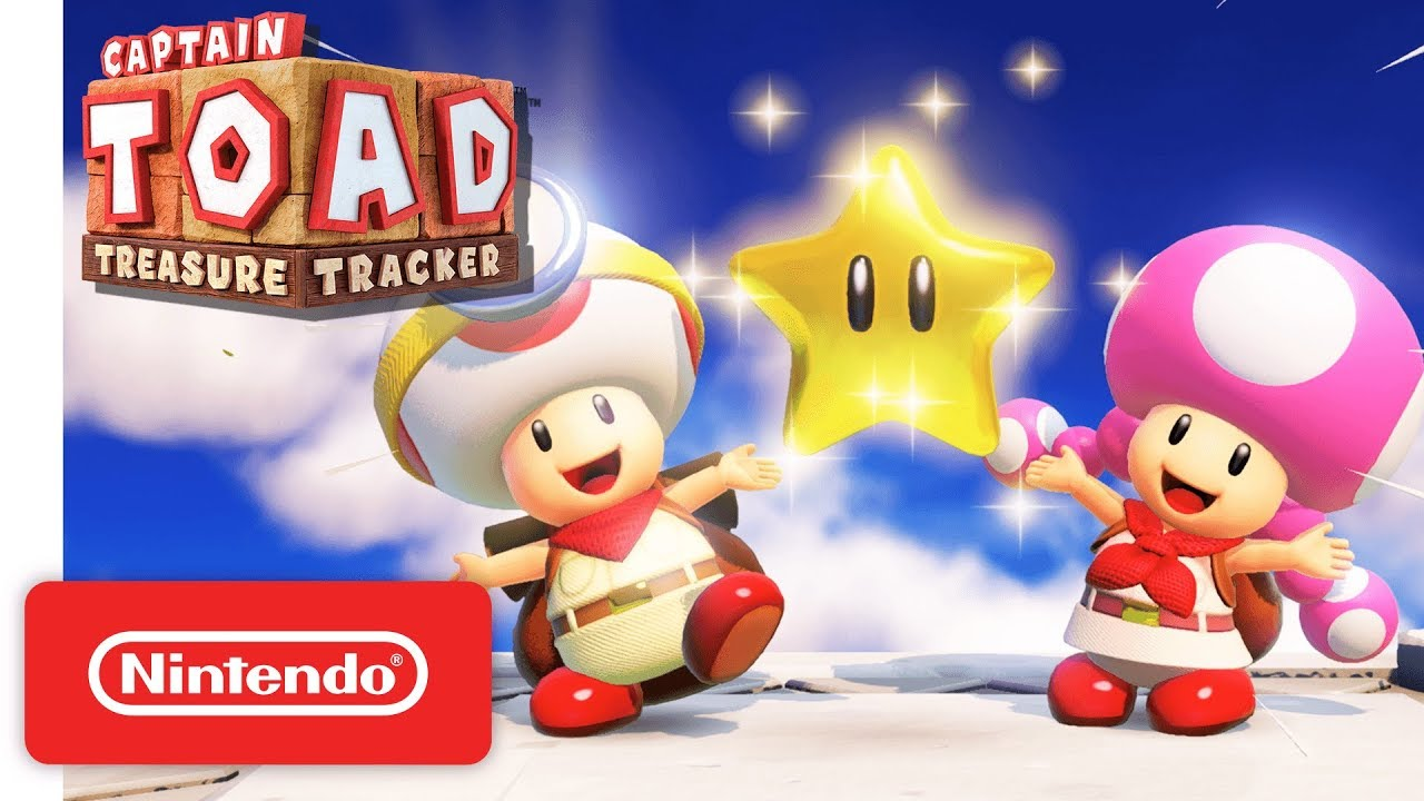 Captain Toad Treasure Tracker – Nintendo Switch