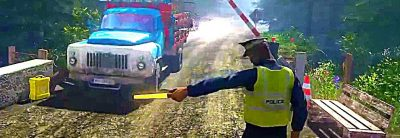 Contraband Police – Gameplay Trailer