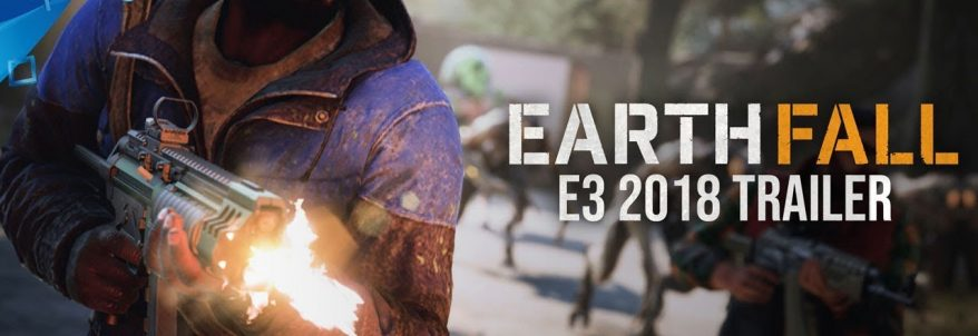 Earthfall – E3 2018 Trailer