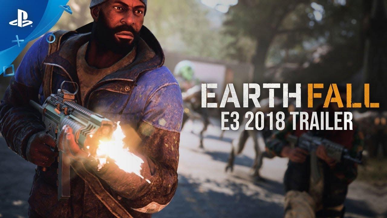 Earthfall – E3 2018 Trailer