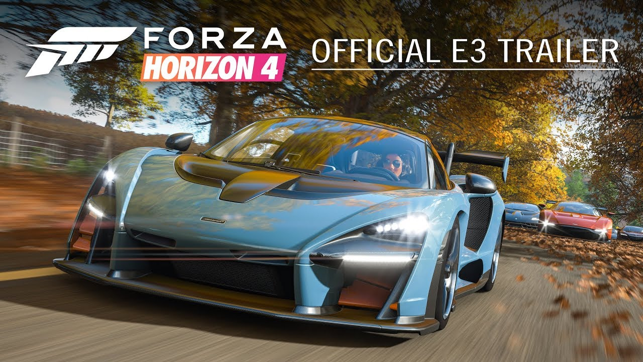 Forza Horizon 4 – E3 2018 Trailer