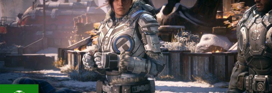Gears 5 – E3 2018 Trailer