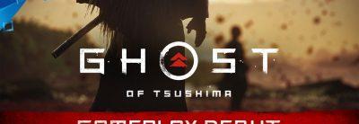 Ghost of Tsushima – E3 2018 Trailer