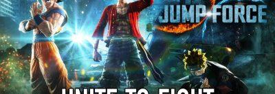 Jump Force – E3 2018 Trailer