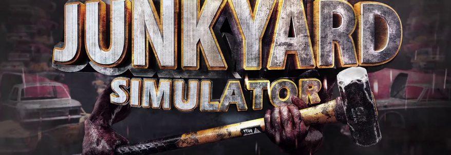 Junkyard Simulator – Trailer