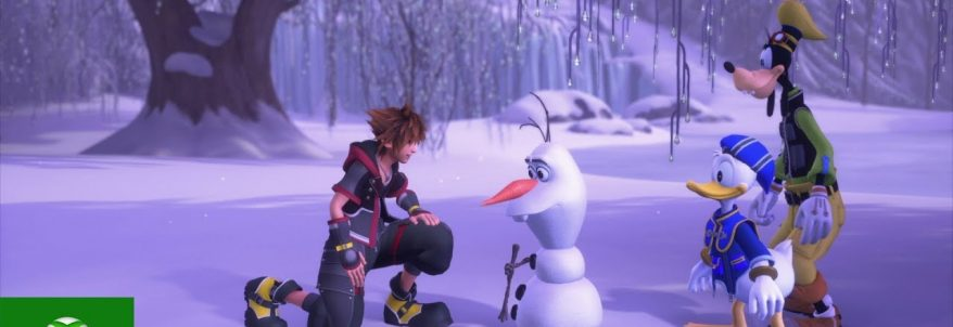 Kingdom Hearts III – E3 2018 Trailer