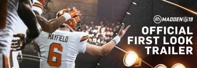 Madden NFL 19 – E3 2018 Trailer