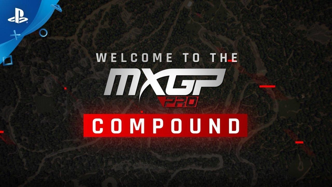 MXGP PRO – Compound Trailer