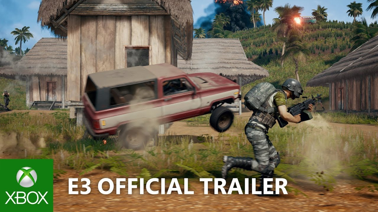 Playerunknown's Battlegrounds – E3 2018 Trailer