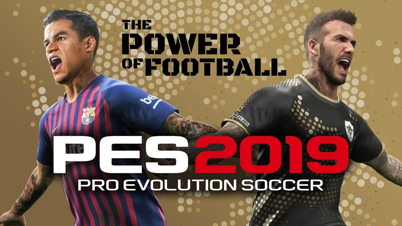 Pro Evolution Soccer 2019 – E3 2018 Trailer