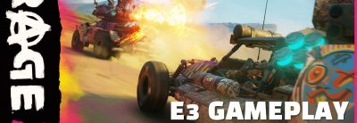 Rage 2 – E3 2018 Gameplay