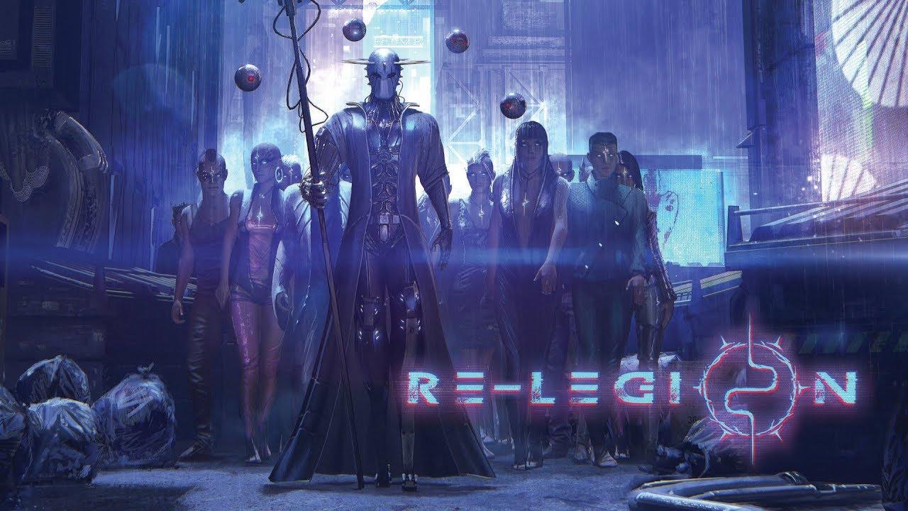Re-Legion – Teaser Trailer