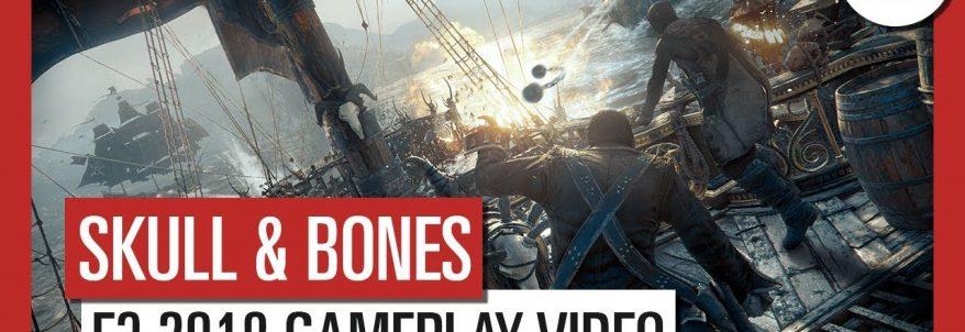 Skull & Bones - E3 2018 Gameplay Trailer