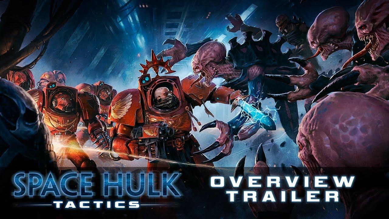 Space Hulk: Tactics – Trailer