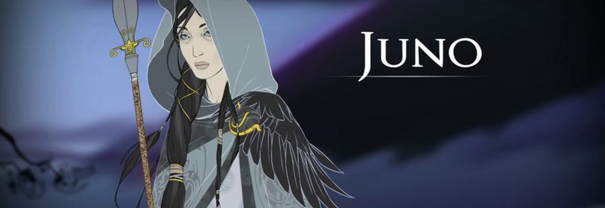The Banner Saga 3 – Juno, the Mender