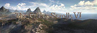 The Elder Scrolls VI – E3 2018 Teaser