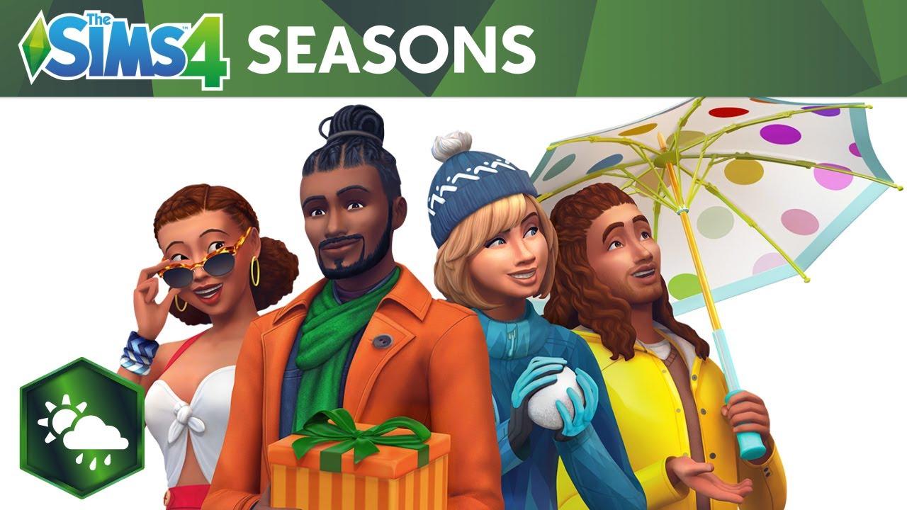 The Sims 4 Seasons – Trailer