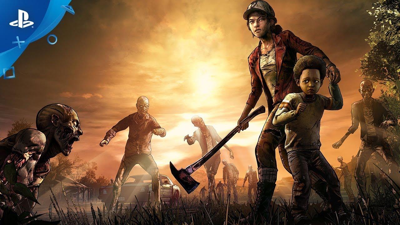 The Walking Dead: A Telltale Games Series – The Final Season – Teaser