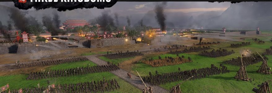 Total War: Three Kingdoms – E3 2018 Gameplay