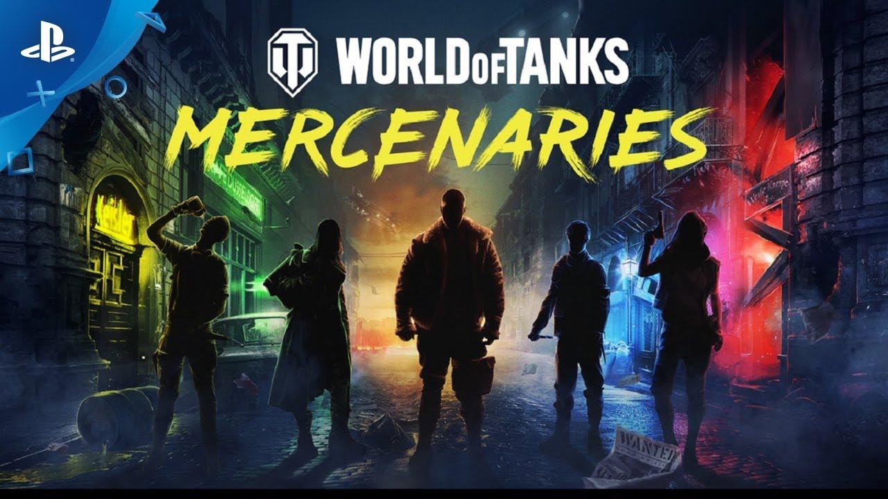 World of Tanks: Mercenaries – Trailer