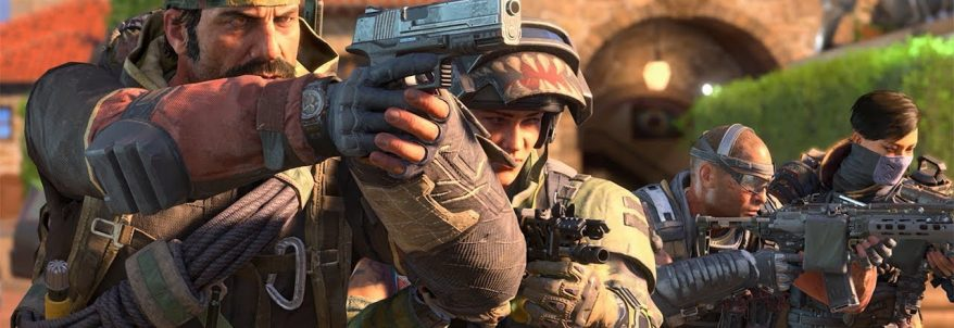 Call of Duty: Black Ops 4 – Multiplayer Beta Trailer