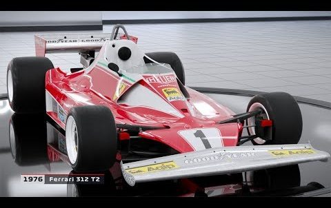 F1 2018 – Full Classic Car Reveal