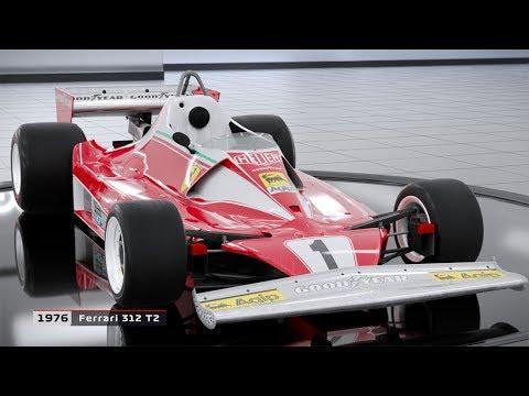 F1 2018 – Full Classic Car Reveal