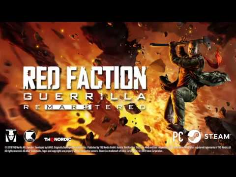 Red Faction: Guerrilla Re-Mars-tered – Trailer