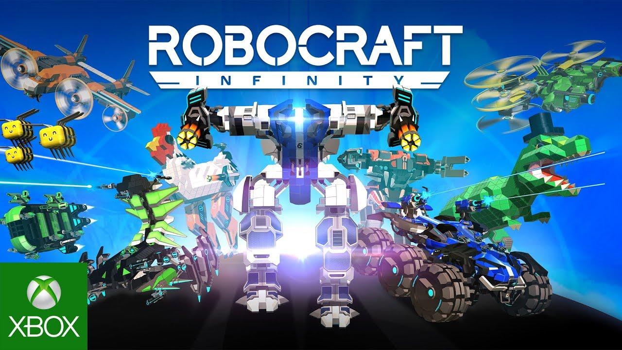 RoboCraft Infinity – Big Boom! Update