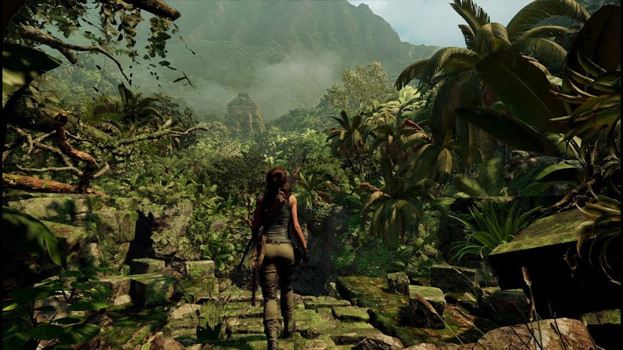 Shadow of the Tomb Raider – A Stunning World Trailer