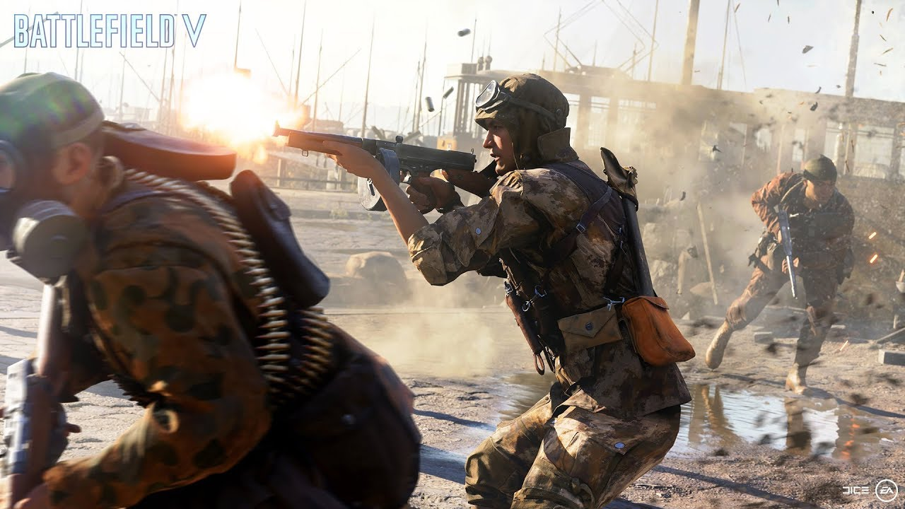 Battlefield V – Gamescom 2018 Trailer