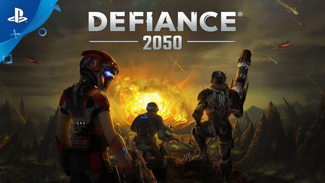 Defiance 2050 – Trailer