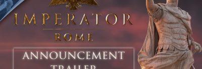 Imperator: Rome – Trailer