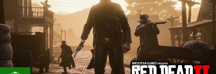 Red Dead Redemption 2 – Gameplay Trailer