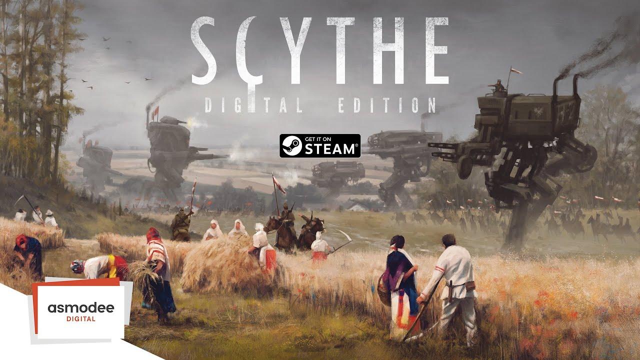 Scythe: Digital Edition – Trailer