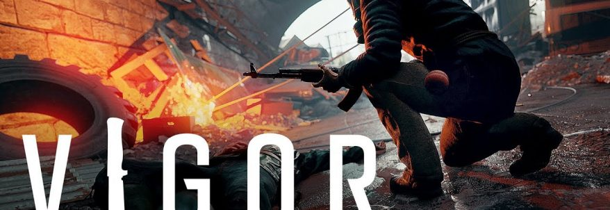 Vigor - E3 2018 Trailer