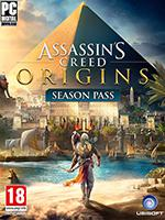 Assasins Creed Origins Season Pass PC box Art Coperta