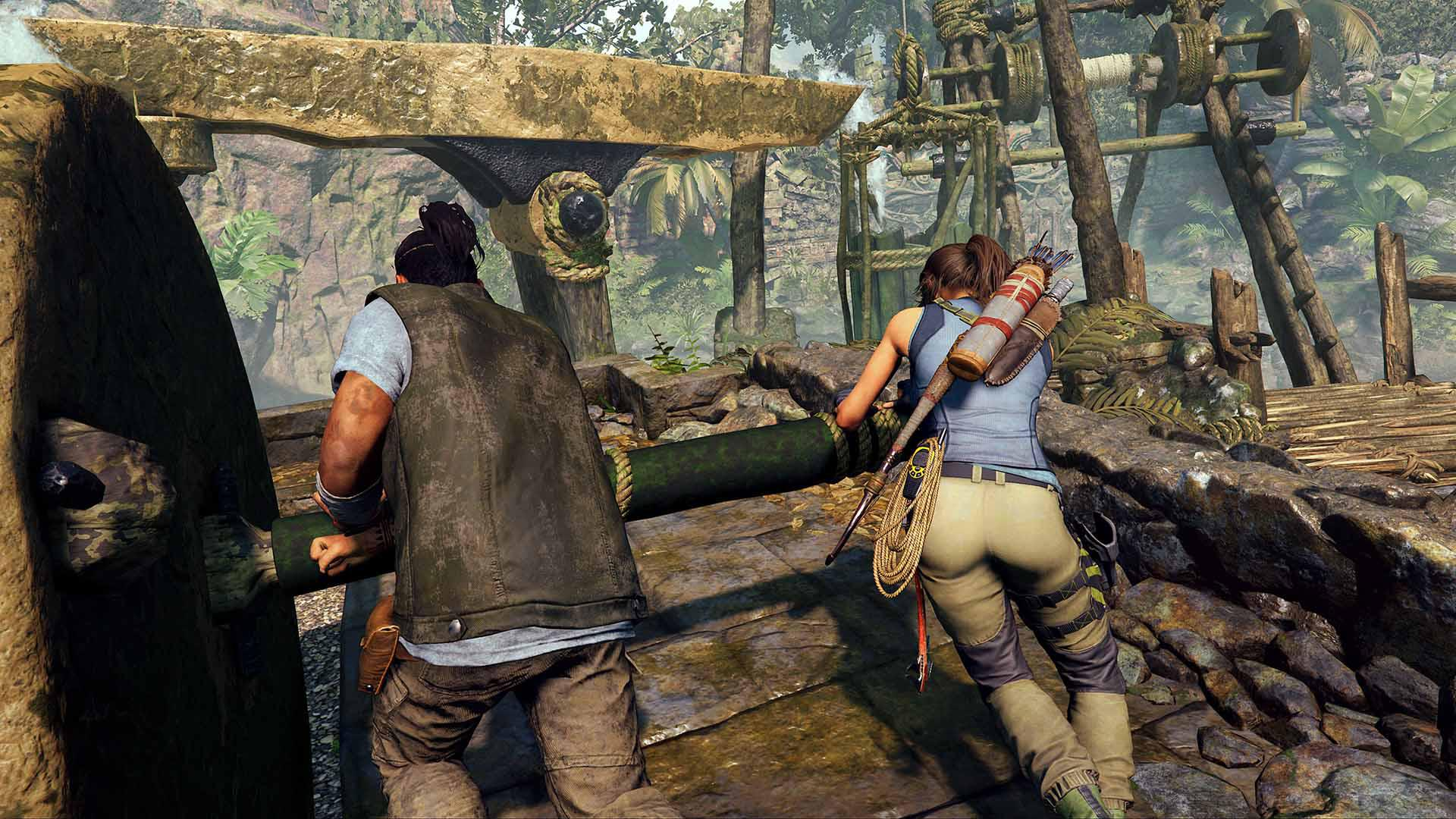 Imagini Shadow of the Tomb Raider