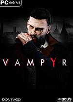 Vampyr PC Box Art Coperta
