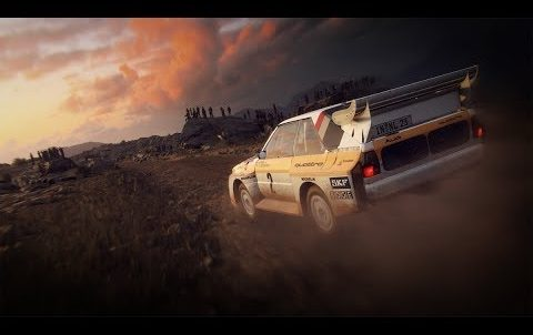 DiRT Rally 2.0 – Trailer