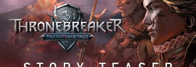 Thronebreaker: The Witcher Tales – Story Trailer