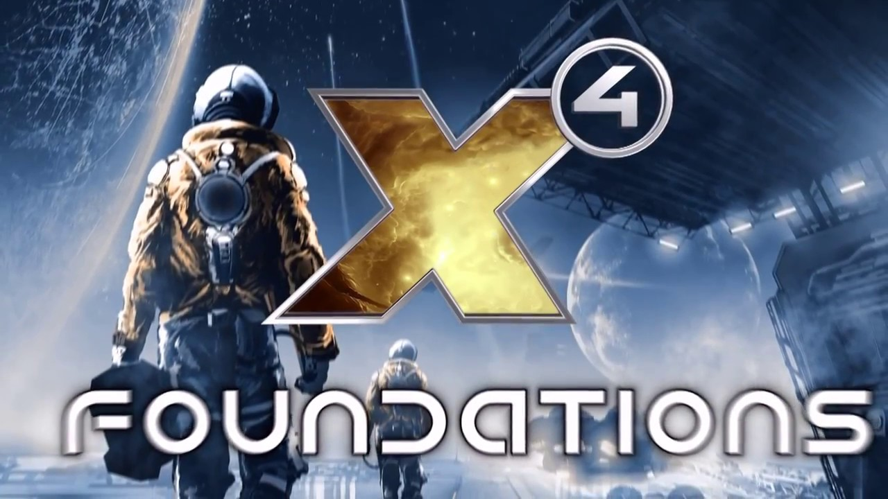 X4: Foundations – Trailer