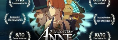 Forgotton Anne – Trailer