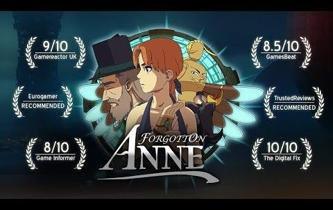 Forgotton Anne - Trailer