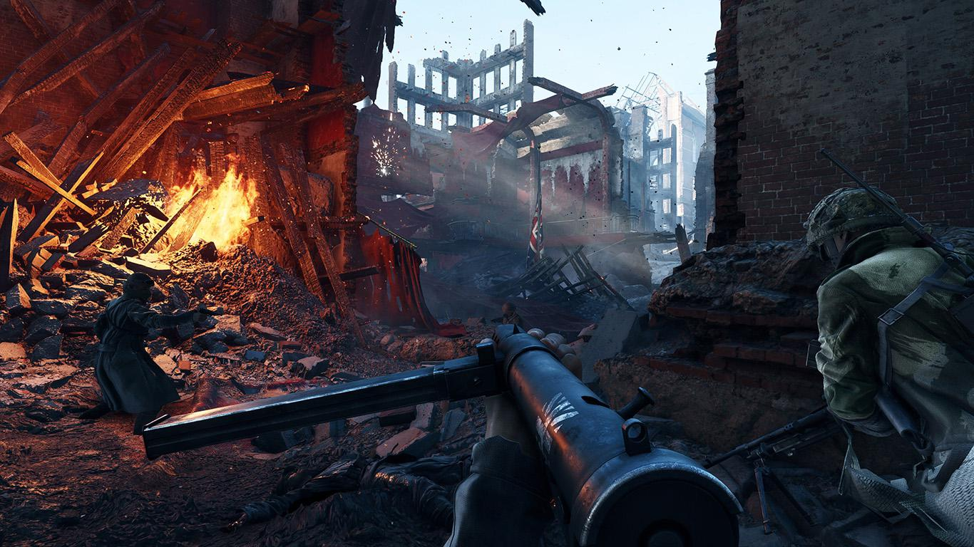 Imagini Battlefield V
